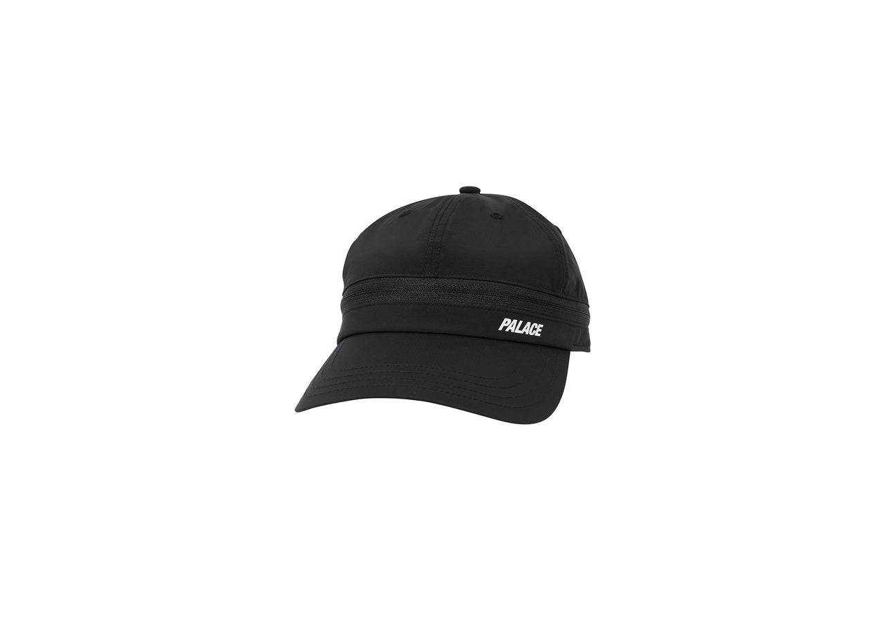 TOP OFF 2 SHELL 6-PANEL BLACK