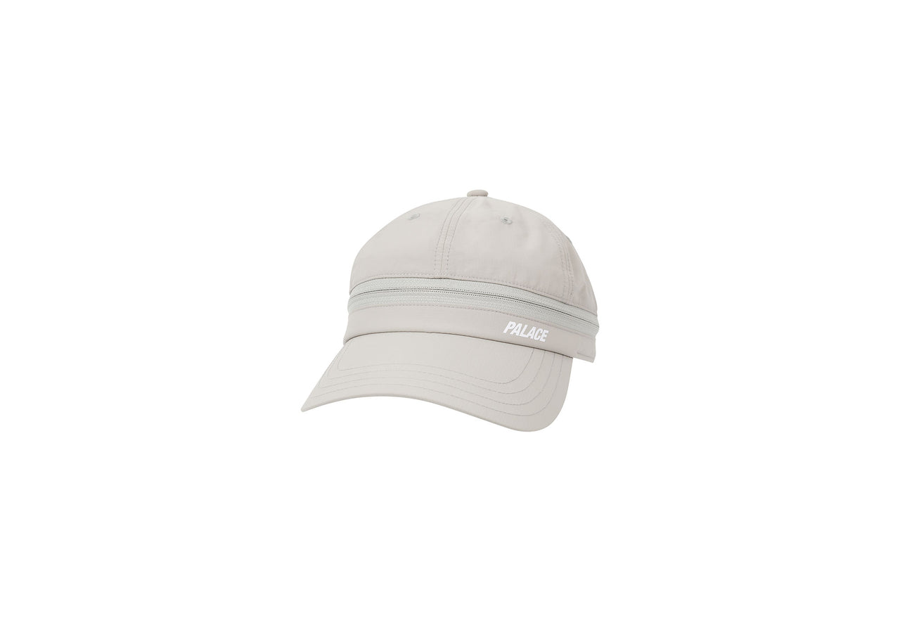 TOP OFF 2 SHELL 6-PANEL GREY