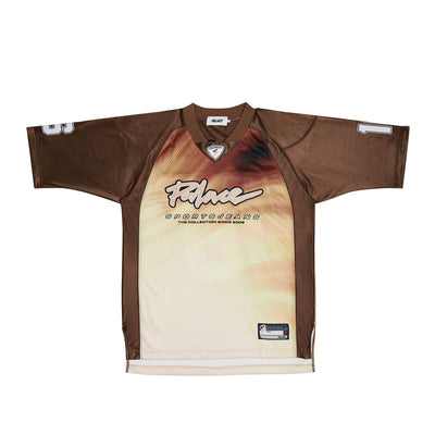 AIRTEX ROUNDHOUSE TO THE FACE T-SHIRT BRONZE