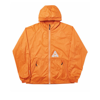 PERTEX LIGHTER JACKET ORANGE