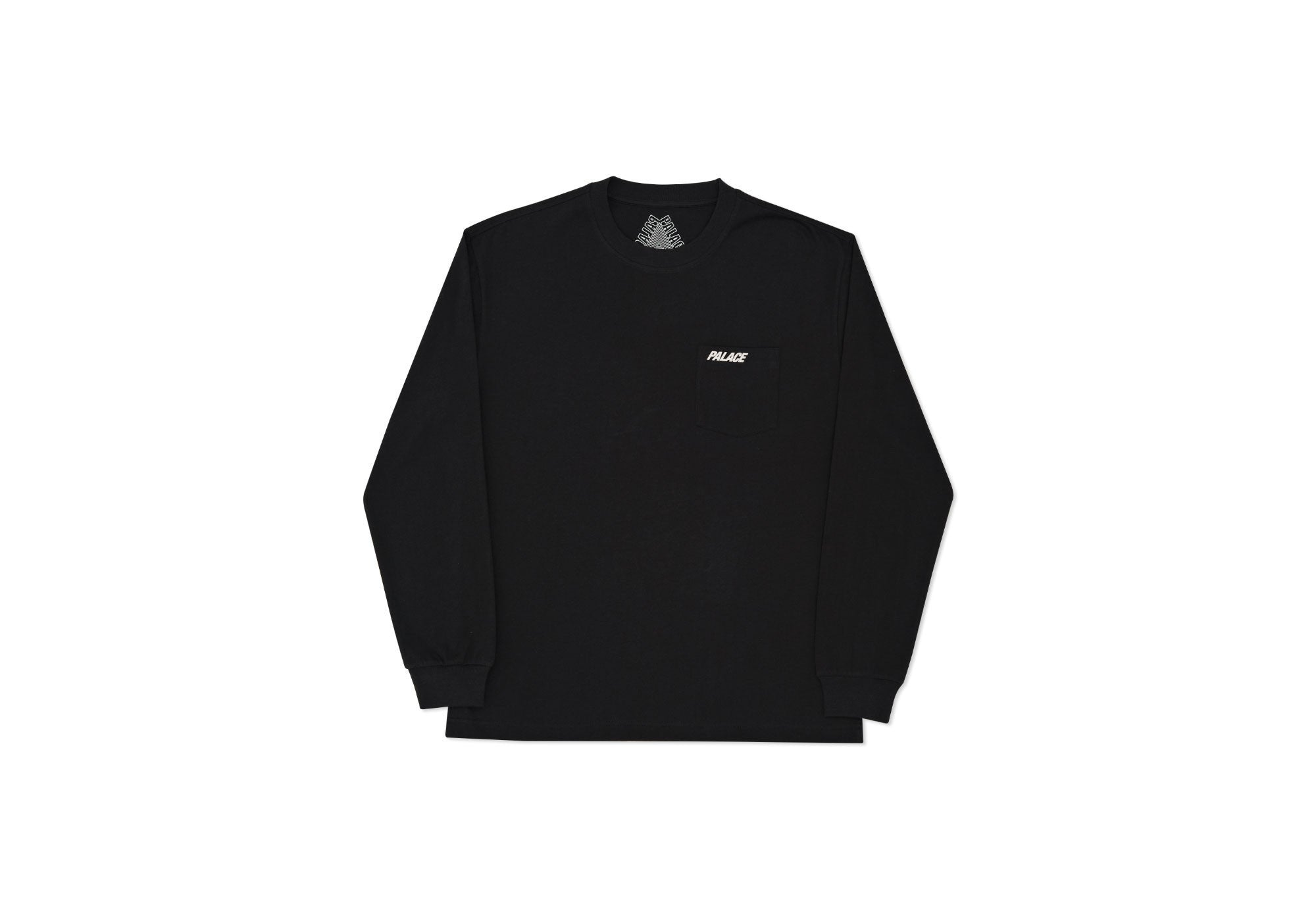 POCKET LONGSLEEVE BLACK