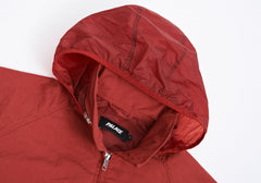 CONCEAL JACKET RED OCHRE
