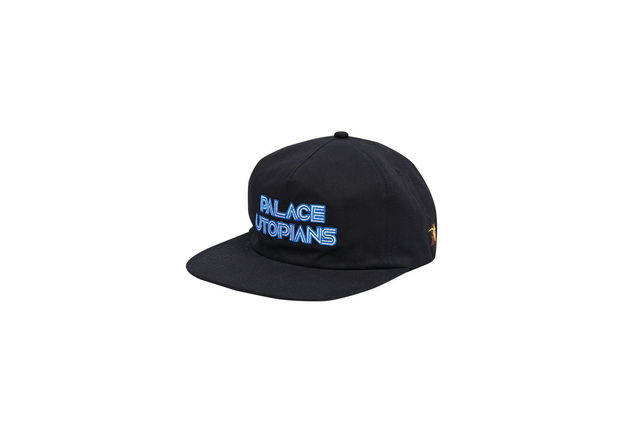 PALACE UTOPIANS 5-PANEL BLACK