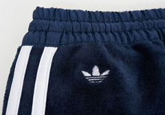 ADIDAS PALACE VELOUR TRACK PANT NIGHT INDIGO / WHITE