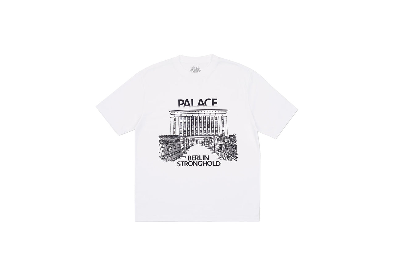 DENIED ENTRY T-SHIRT WHITE