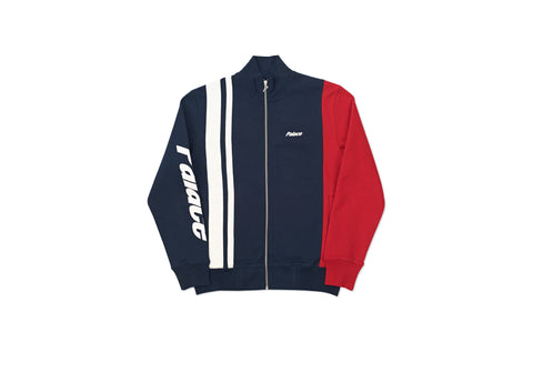 RACER TRACK TOP NAVY / JESTER
