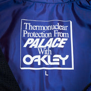 OAKLEY THERMO JACKET BLUE