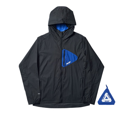 TRI-PACK PERTEX JACKET BLACK