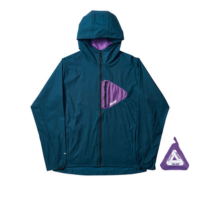 TRI-PACK PERTEX JACKET GREEN