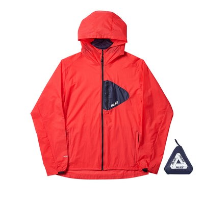 TRI-PACK PERTEX JACKET HIBISCUS
