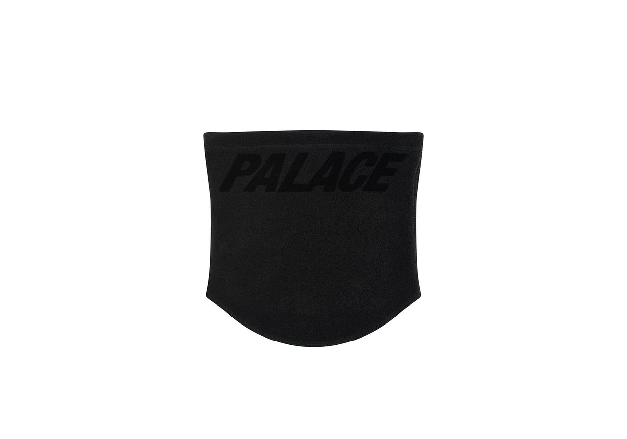POLARTEC LAZER NECK WARMER BLACK