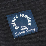 ACTIVE BREDDA JACKET BLACK STONE WASH