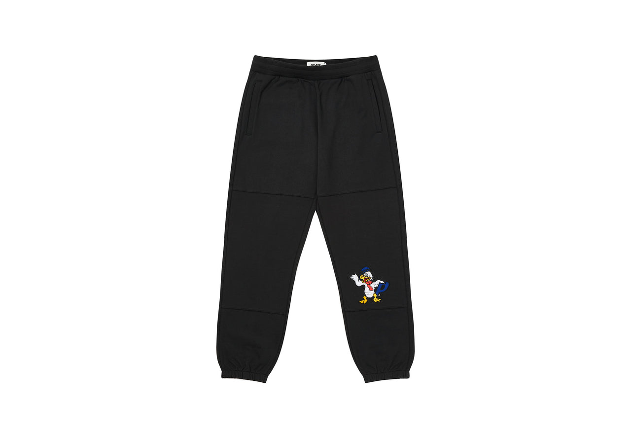 CHILLY DUCK OUT JOGGERS BLACK