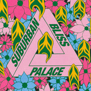 PALACE SUBURBAN BLISS PEACE AND LOVE LONGSLEEVE BLACK