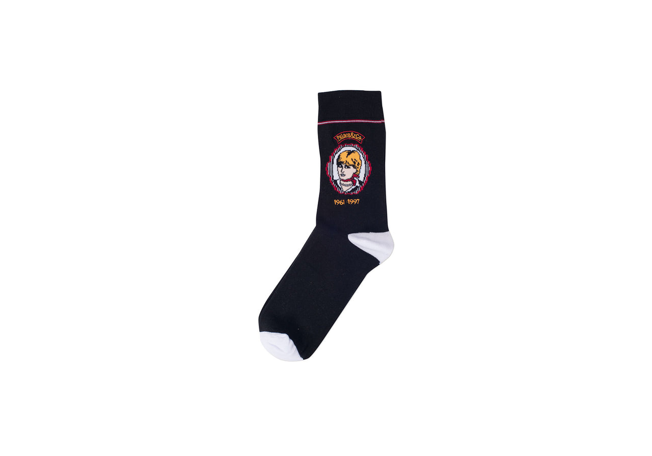 POW SOCK BLACK