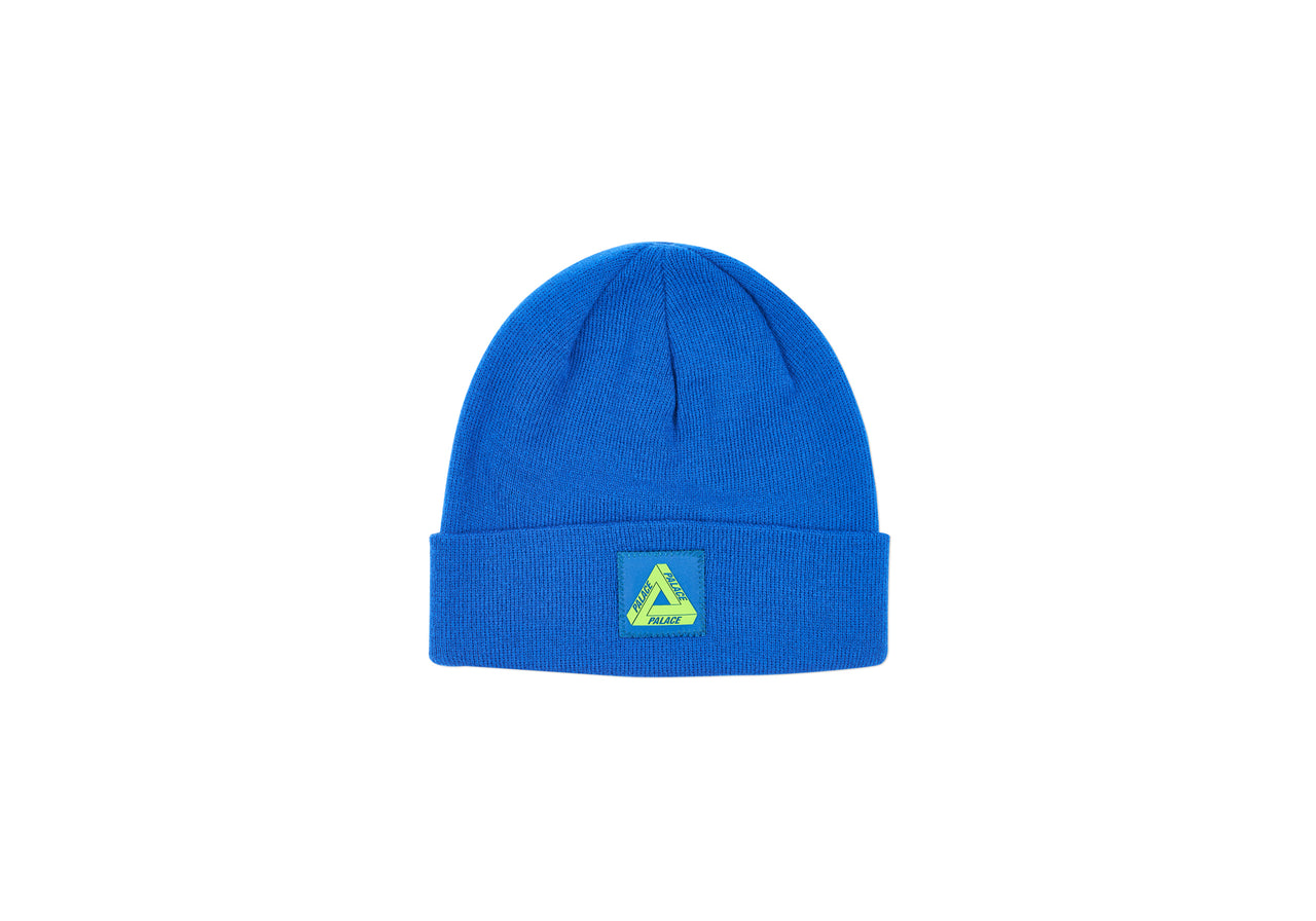 TRIFERG PATCH BEANIE BLUE