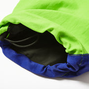 P-DURA SHELL BOTTOMS LIME / NAVY / BLACK