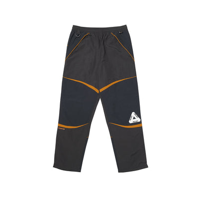 P-DURA SHELL BOTTOMS BLACK / GREY / ORANGE