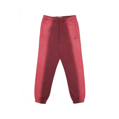 FADER DIP DYE JOGGER RED