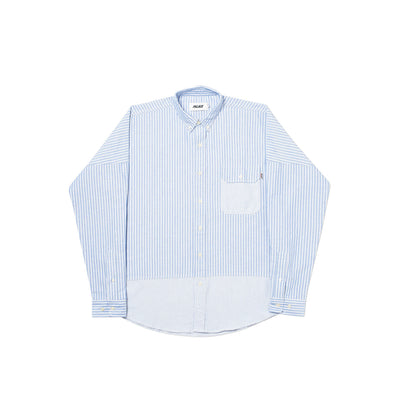 RIPE SHIRT BLUE / WHITE