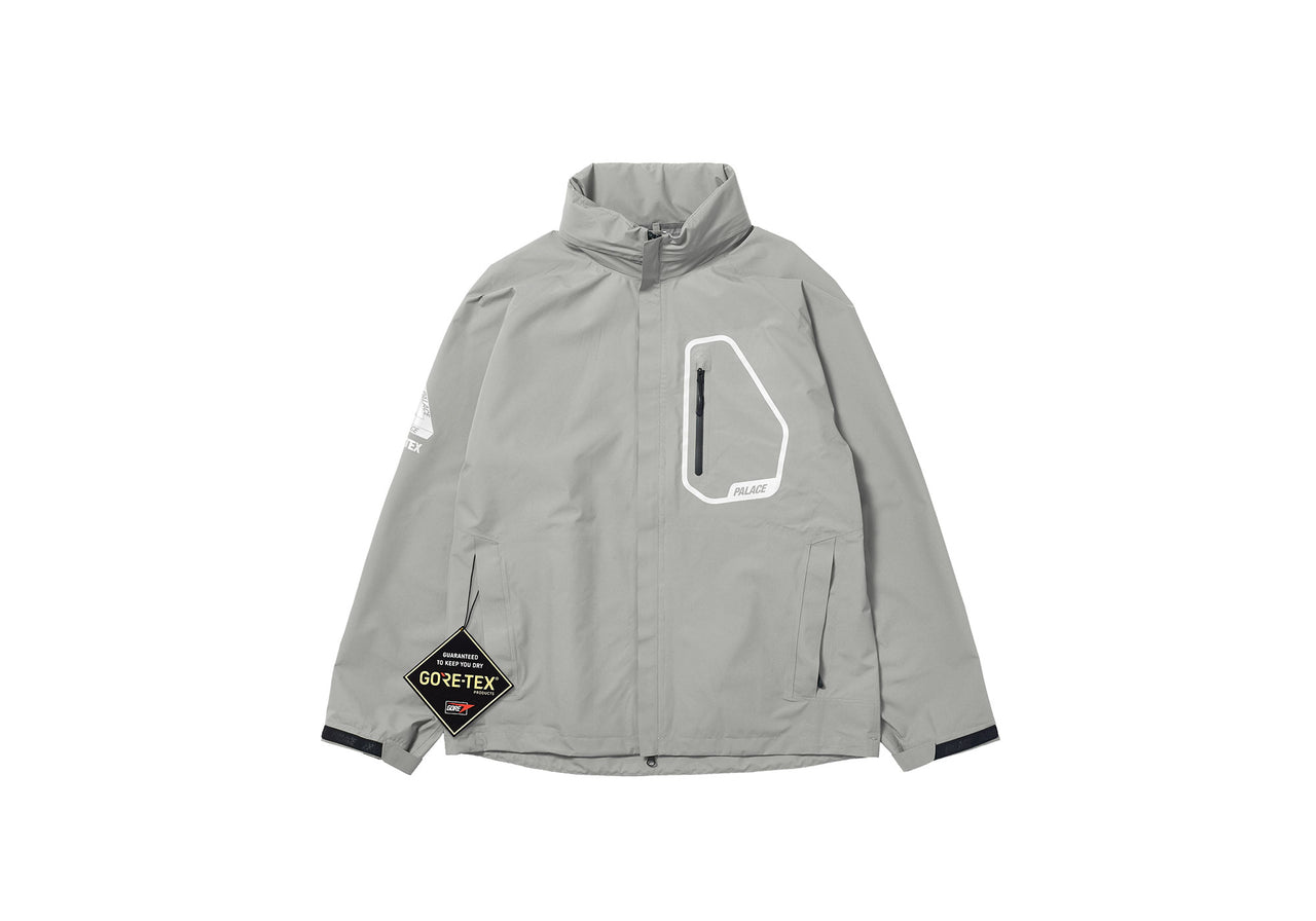 PALACE GORE-TEX PACLITE VENT JACKET GHOST GREY