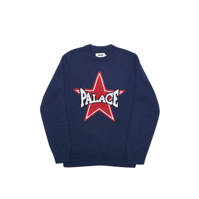 STAR KNIT NAVY