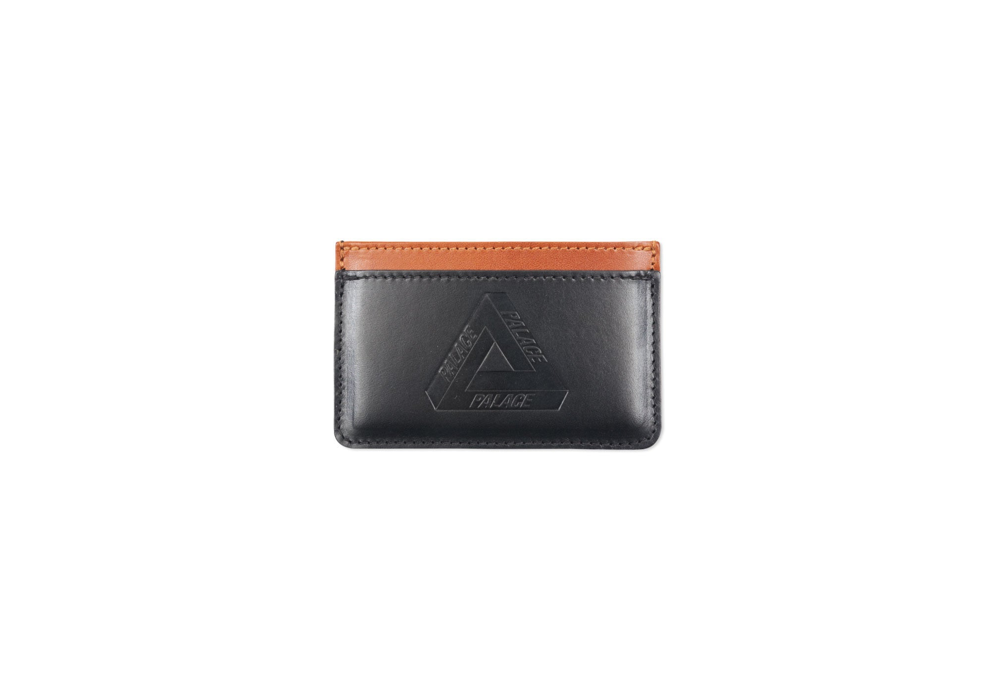 CARD HOLDER BLACK TRI-FERG