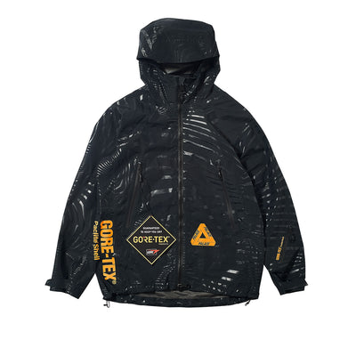 PALACE GORE-TEX VORTEX PACLITE JACKET VORTEX BLACK