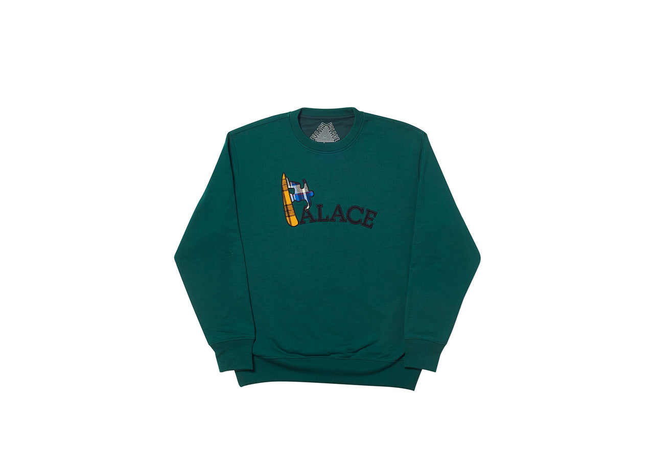 TURF SURF CREW DARK GREEN