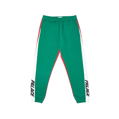 CATCH UP JOGGERS GREEN / WHITE / RED