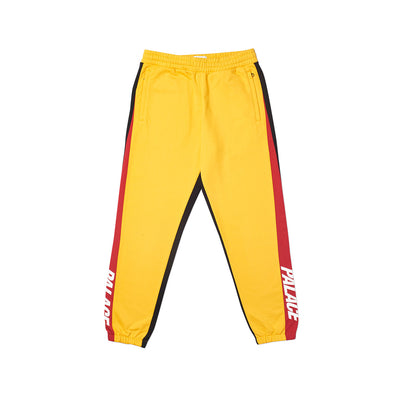 CATCH UP JOGGERS YELLOW / RED / BLACK