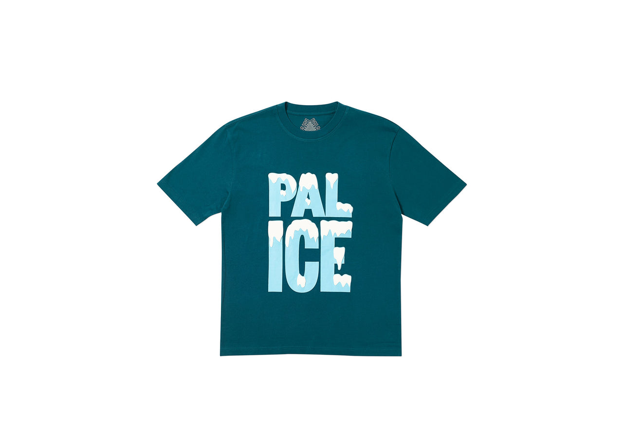 PAL ICE T-SHIRT FOREST GREEN