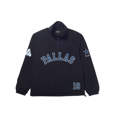 PALLAS SHELL JACKET BLACK
