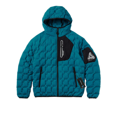 PERTEX LIGHTEN UP DOWN JACKET TEAL