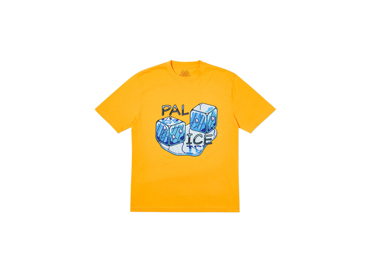 PAL ICE T-SHIRT YELLOW