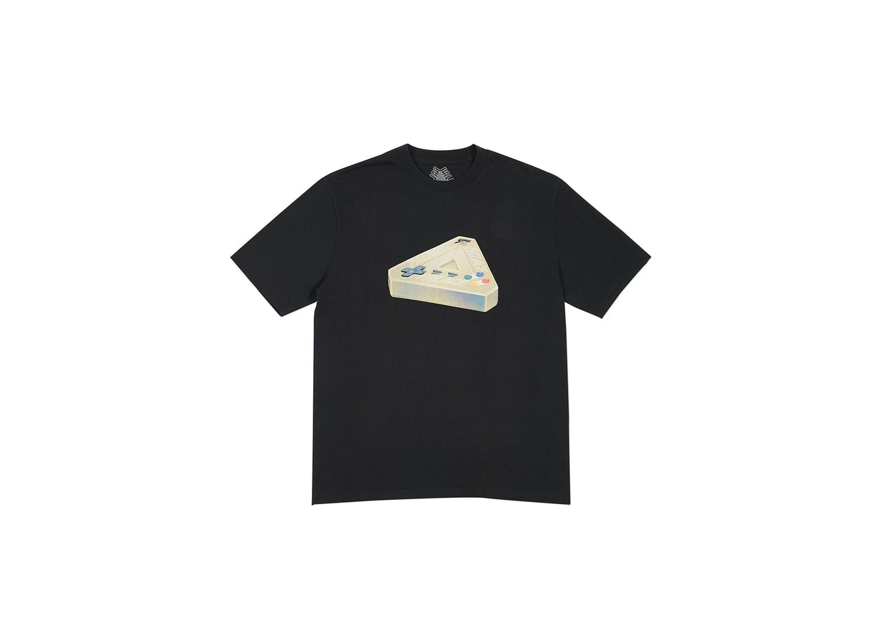 PALBOY T-SHIRT BLACK