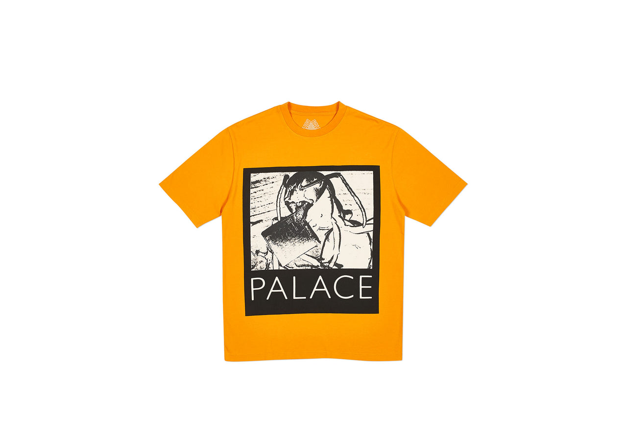 CHIP T-SHIRT ORANGE