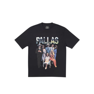 PALLAS T-SHIRT BLACK