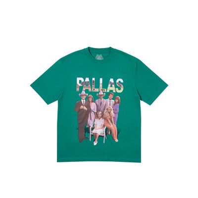 PALLAS T-SHIRT GREEN