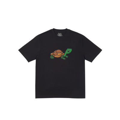 PURTLE T-SHIRT BLACK
