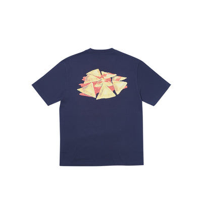 SMALL PORTION T-SHIRT NAVY