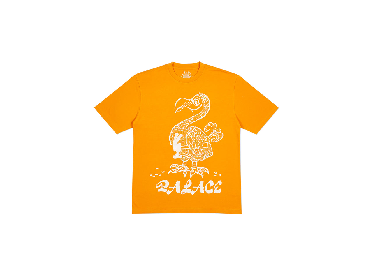 EL HAMMER T-SHIRT ORANGE