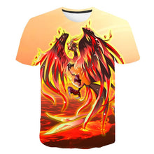 Load image into Gallery viewer, 2019 3D Pokemon Pikachu T-shirt For Men Women Tshirts Fashion Summer Casual Tees Anime Cartoon Clothes Cute Costume streetwear