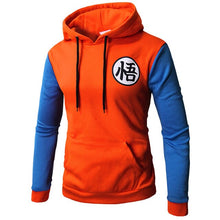 Load image into Gallery viewer, 2019 New Anime Dragon Ball Hoodies Outerwear Cosplay 3d Super Saiyan Dragonball Goku Pocket Hooded Sweatshirts Hoodies Men/Women
