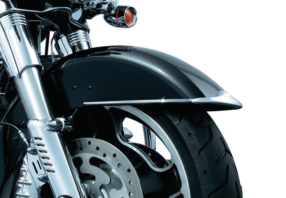 Accent chrome aile Harley Davidson