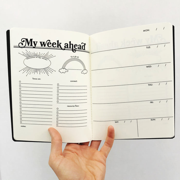 Seeing Eye 6 Month Planner (WHOL)