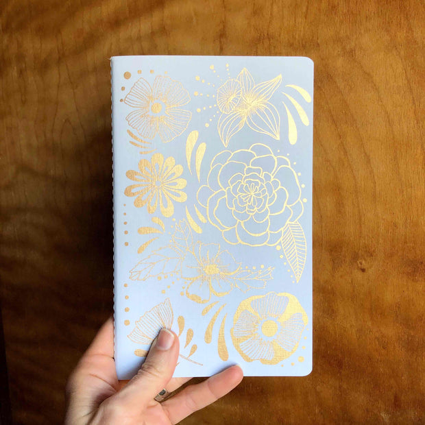 Flower Power Notebook (WHOL)