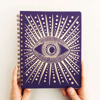 Seeing Eye Journal (WHOL)
