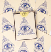 Blue Vision Card, Boxed Set (WHOL)