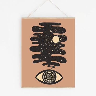 Eye Dream Print (WHOL)